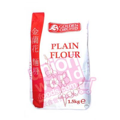 Golden Orchid Plain Flour 1.5kg