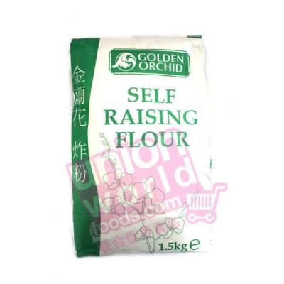 Golden Orchid Self Raising Flour 1.5kg