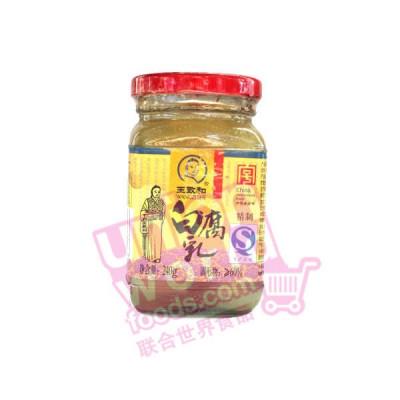 WZH White Bean Curd 240g