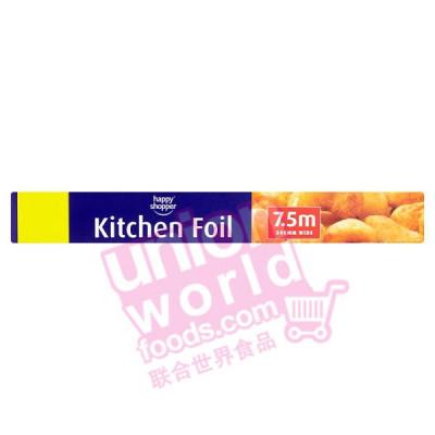 Happy Shopper Kitchen Foil 7.5m