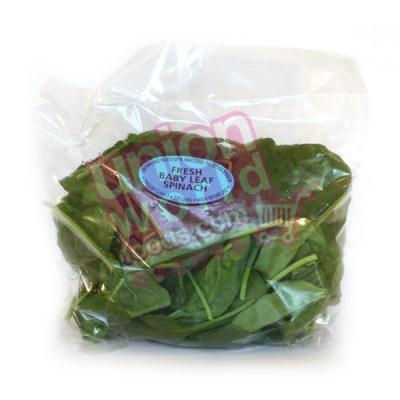 Baby Leaf Spinach 225g