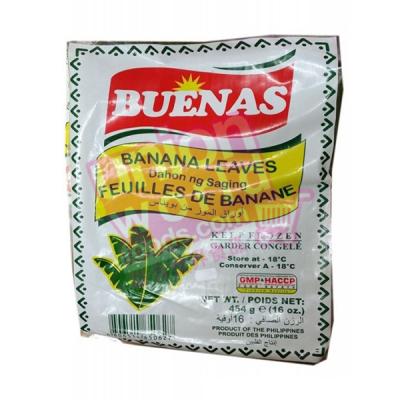 Buenas Banana Leaves 454g