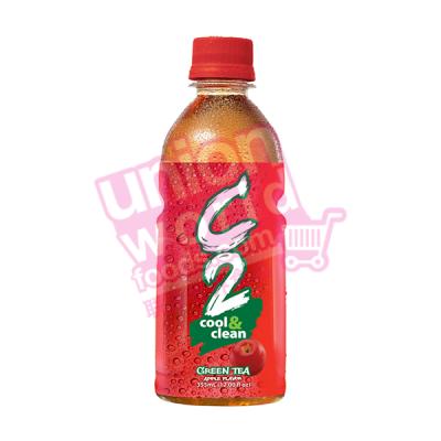 C2 Cool & Clean Green Tea Apple 355ml