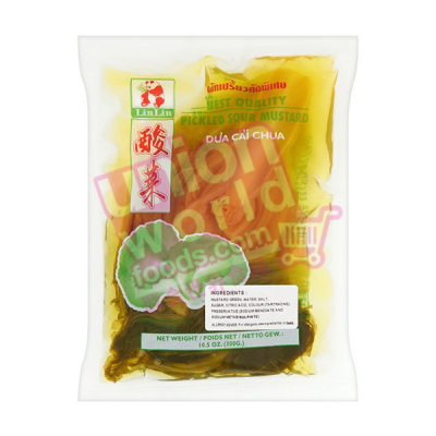 Chang Pickled Sour Mustard 300g