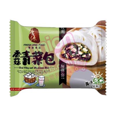 Fresh Asia Bok Choy And Mushroom Bun 420g