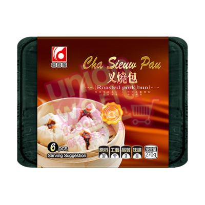Fresh Asia Cha Sieuw Bun 270g