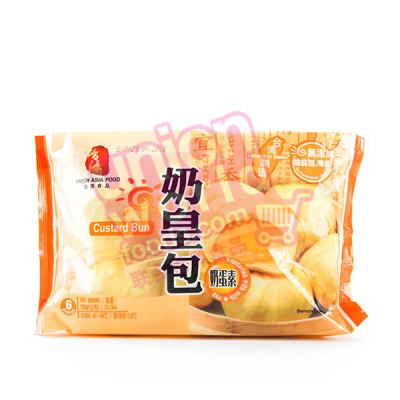 Fresh Asia Custard Bun 390g