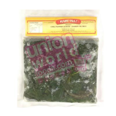 Kain-Na! Chilli Pepper Leaves (Sili) 227g