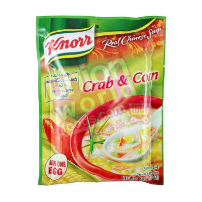 Knorr Crab & Corn Soup 60g