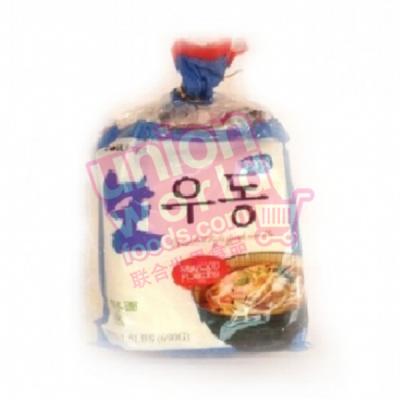 Korea Foods Fresh U-Dong Noodles Seafood Flavour 690g