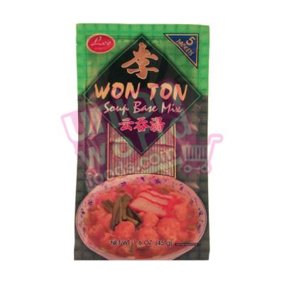 Lee Wonton Soup Base Mix 45g