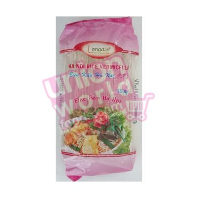Longdan Hanoi Rice Noodles Roll 400g