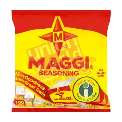 Maggi Seasoning Cubes 100x4g