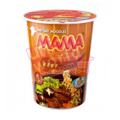 Mama Cup Noodle Beef 70g