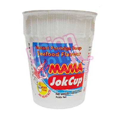 Mama Jok Cup Rice Porridge Seafood 45g