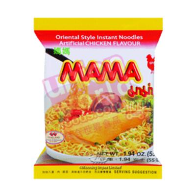 Mama Noodle Chicken 30x55g