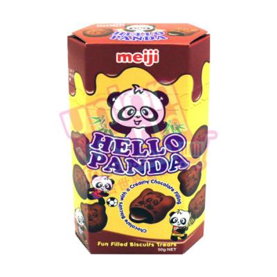 Meiji Chocolate Flavoured Biscuits 50g