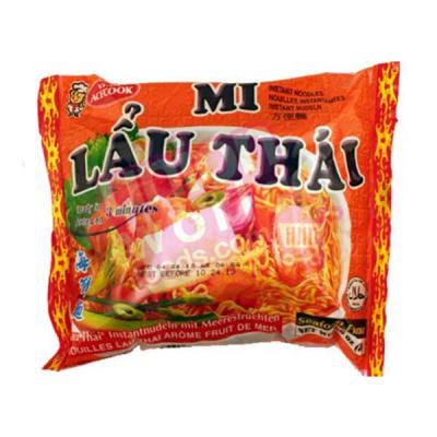 Mi Lau Thai Instant Noodles Seafood 81g