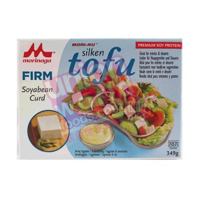 Morinaga USA Firm Tofu Blue 349g