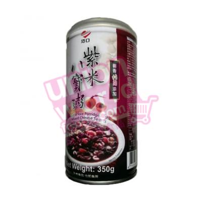 MP - Chiao Kuo Purple Rice Porridge 350g