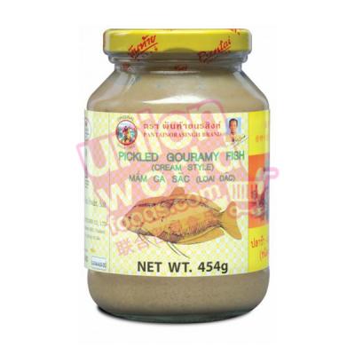 Pantai Pickled Gouranmy Fish (Creamy) 454g