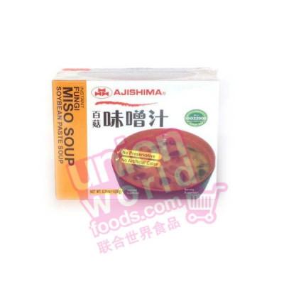 Ajishima Miso Soup Fungi 6x10g