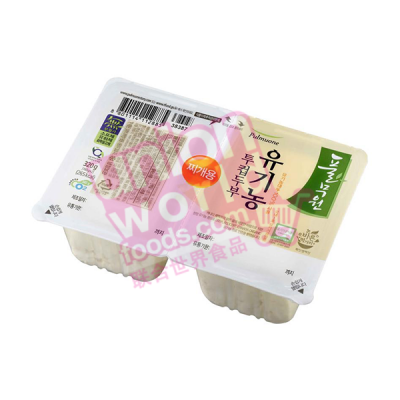 Pulmone Organic Soft Tofu 439g