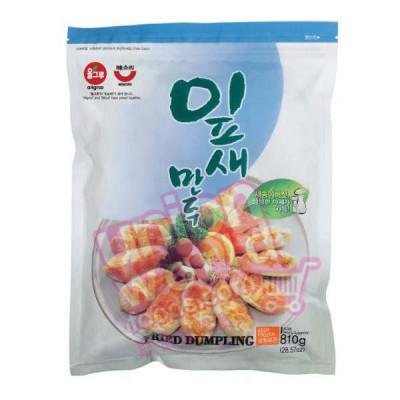 Allgroo Frozen Dumpling (Leaf Fried) 810g
