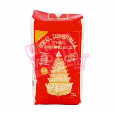 Royal Umbrella Thai Hom Mali Self Pack 1kg