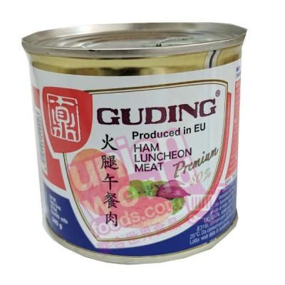 Guding Premium Luncheon Meat 340g