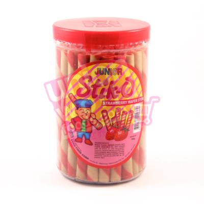 Stik-O Strawberry Wafer Stick 380g