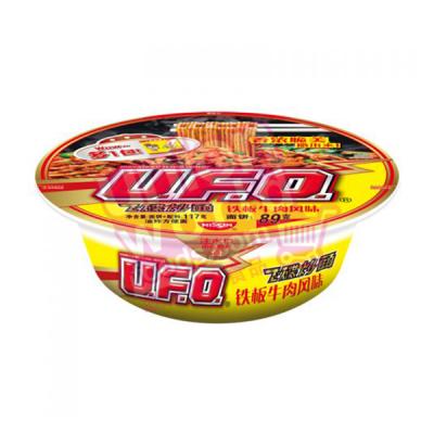 UFO Bowl Noodle Beef 92g