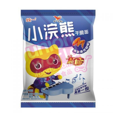 Unif Noodle Snack Roast Chicken Wing 46g