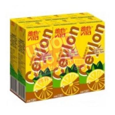 Vita Lemon Ceylon Tea 6x250ml