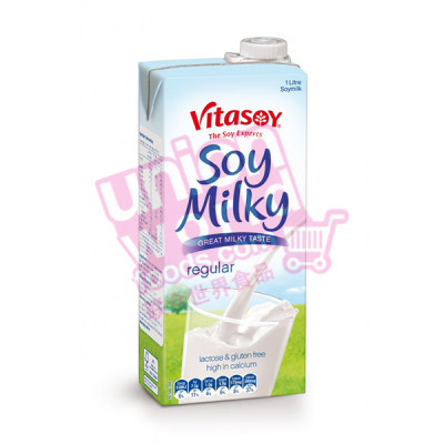 Vitasoy Regular Soy Bean Drink 6x250ml
