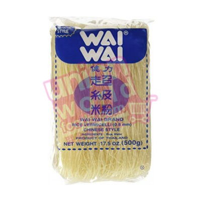 Wai Wai Rice Vermicelli Chinese Style 0.8mm 500g