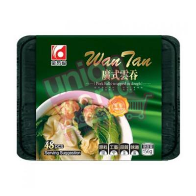 Wan Tan (Pork & Prawn) 156g