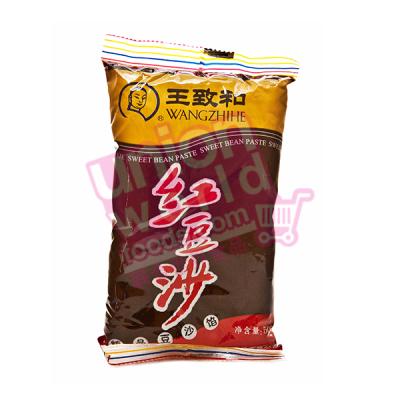 Wangzhihe Brand Red Bean Paste 350g