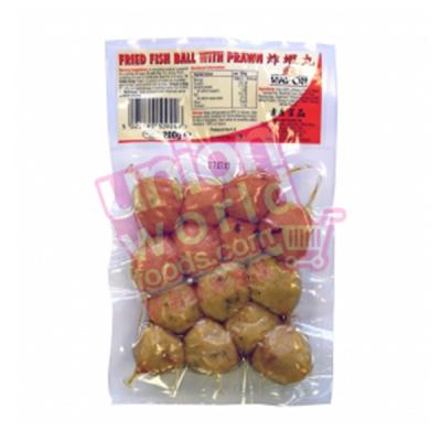 Way-On Fried Fish Balls With Prawn 200g
