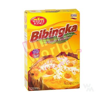White King Bibingka Mix 500g