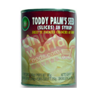 XO Toddy Palm Slices In Syrup 565g