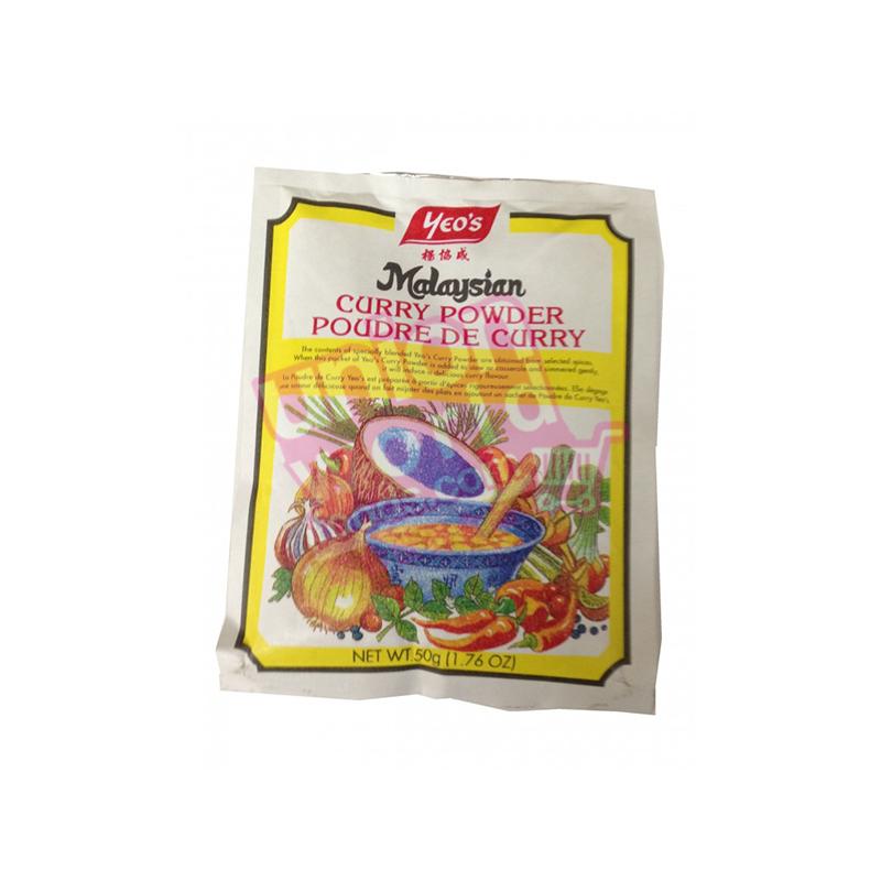 Yeos Malaysian Curry Powder 50g