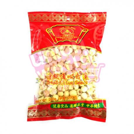 Zheng Feng Dried Lotus Seeds 200g