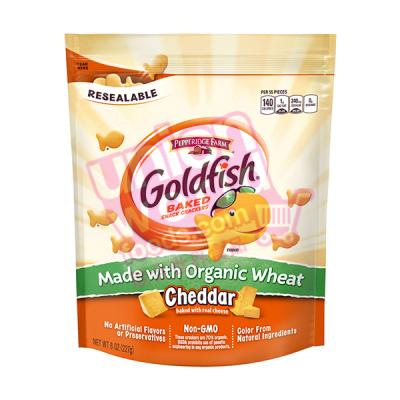 Golden Fish Wheat Cracker 200g