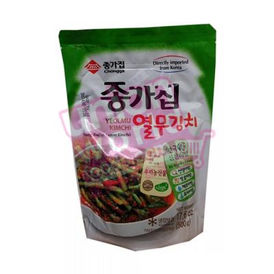 Chonnga Yeolmu Kimchi 500g