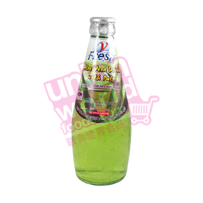 V-Fresh Aloe Vera Drink with Pulp 6x290ml
