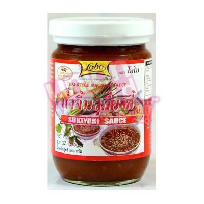 Lobo Thai Style Sukiyaki Sauce 260g