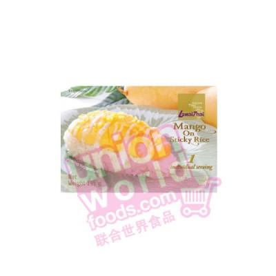 Buono Lamai Thai Mango and Sticky Rice 197g
