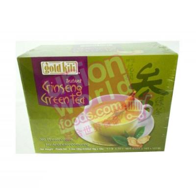 Gold Kili Ginseng Green Tea 180g