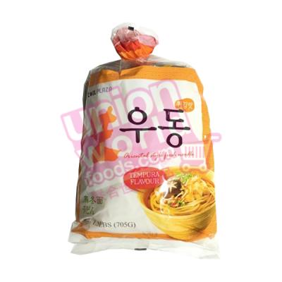 Korea Foods Fresh U-Dong Noodles Tempura Flavour 705g